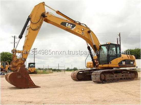 caterpillar 306E CAT 336D 345C japan made hitachi used excavator for sale Low-cost sales