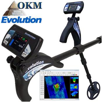 Okm Evolution 3d Gold Suchmetalldetektor Buy U Metalldetektor3d