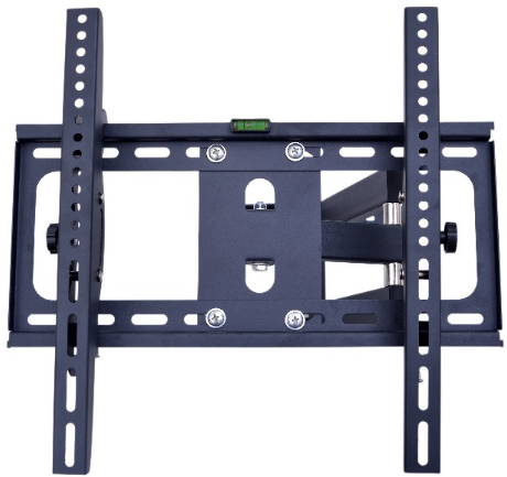 Full Motion LCD LED PLASMA TV Bracket Wall Mount for 26 to 55 inch Flat Panel TVs