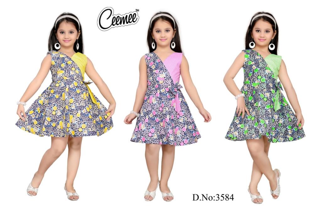 de159a753afc2 New Beautiful Designer Girls Long Frock - Buy Children Wear Long ...
