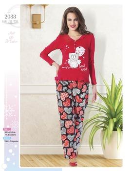 Autumn 2015-winter 2016 Collection Turkish Pajamas 4080efe64e29