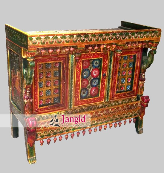 Antique Wooden Hand Painted Buffet Sideboard Storage Cabinet Hand Painted  Antique Furniture   Buy Hand Painted Antique Furniture,Hand Painted Wooden  Storage ...