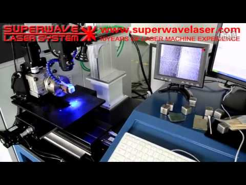 4 axis Automatic Fiber Laser Welding Machine for welding steel workpiece