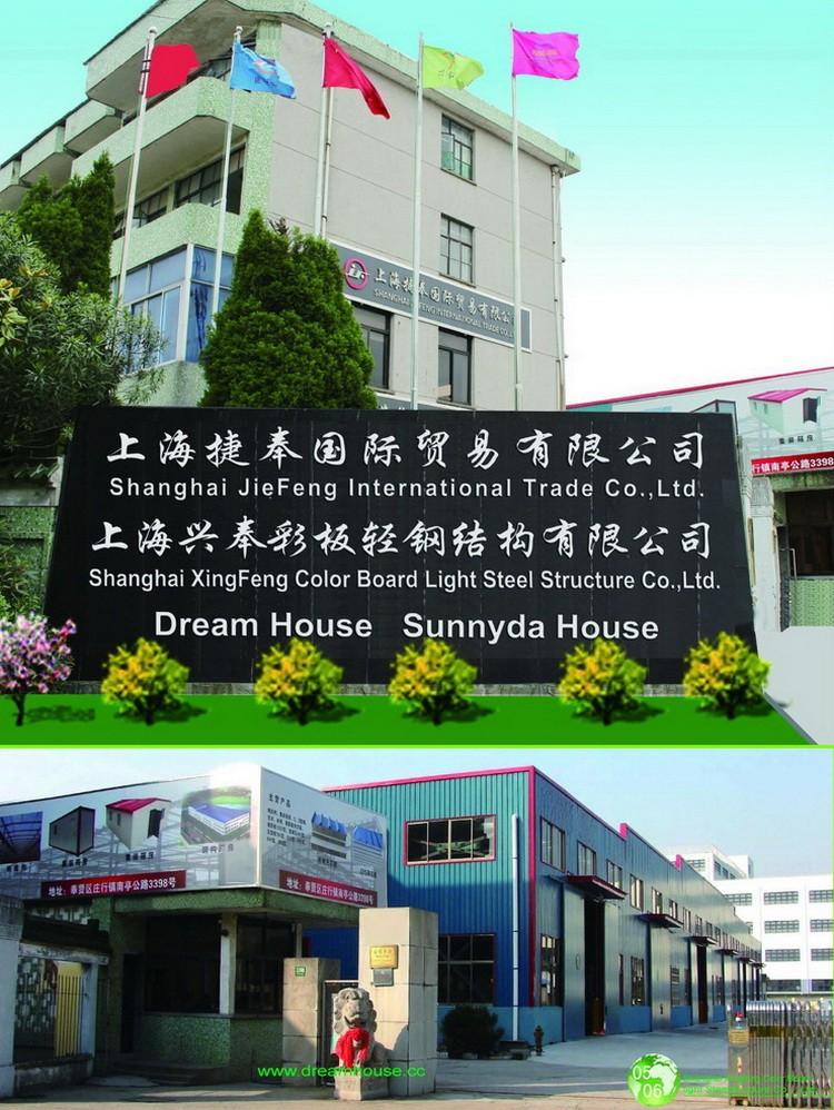 Prefabrique Maison Villa Moderne Chalet Kit Chine Prefab Zomer Huis
