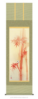 High quality and Reliable Kakejiku (Japanese wall scroll painting) at reasonable prices , small lot order available