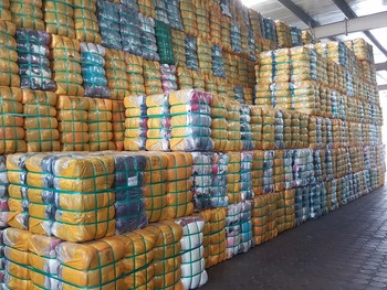 A Grade Quality Used Clothing 45 KG Bales from European Original