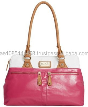 ace2796cfe03 LIQUIDATION SALE SATCHEL LADIES BAGS GENUINE LEATHER HIGH CLASS BRANDS USA