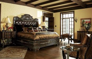 Bedroom Set , Pakistan Wooden Luxury Bedroom Sets , Luxury Home Bedroom  Furniture , Antique Bedsets