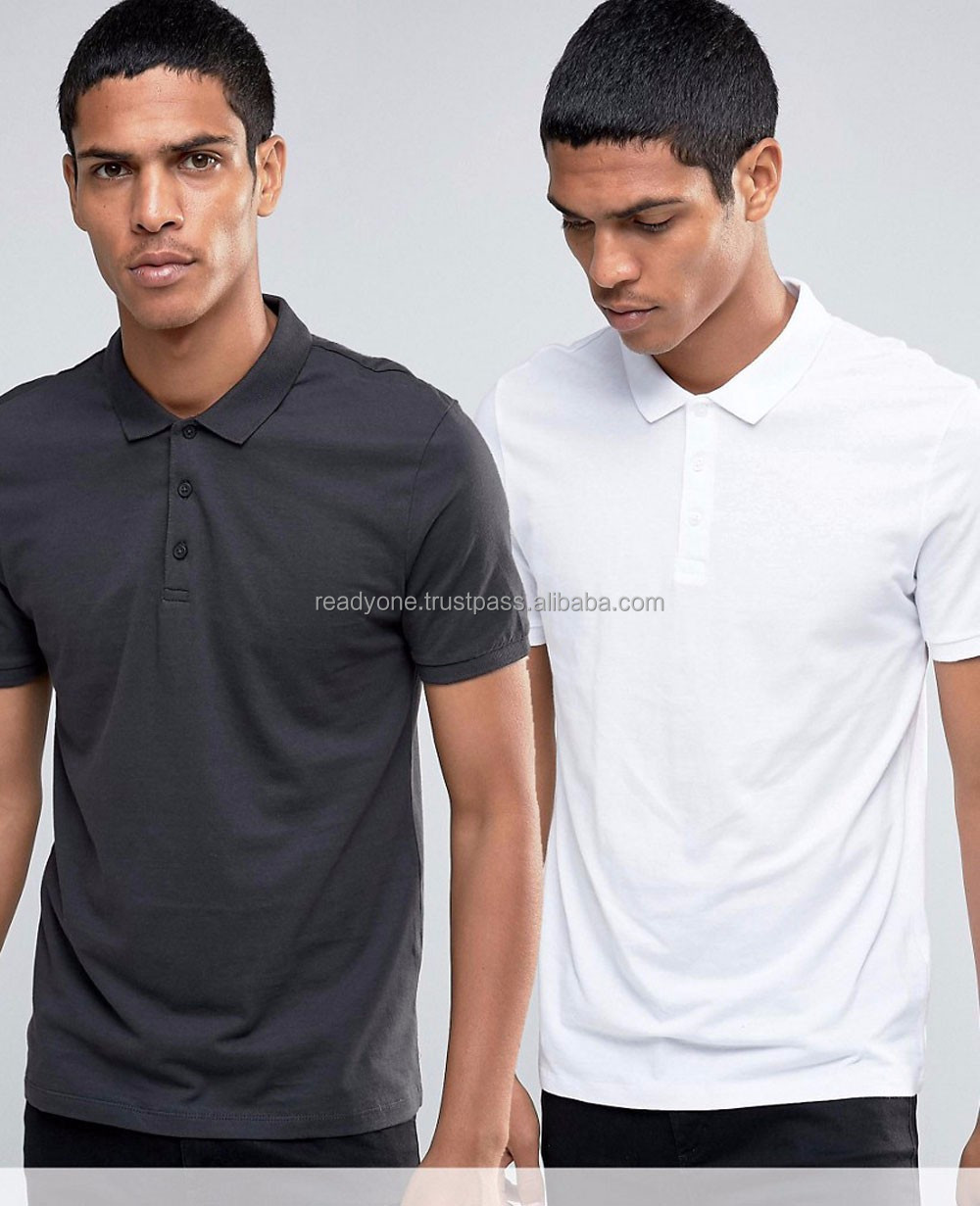No Label Polo Shirt Manpolyester Spandex Polo Shirt Buy Summer