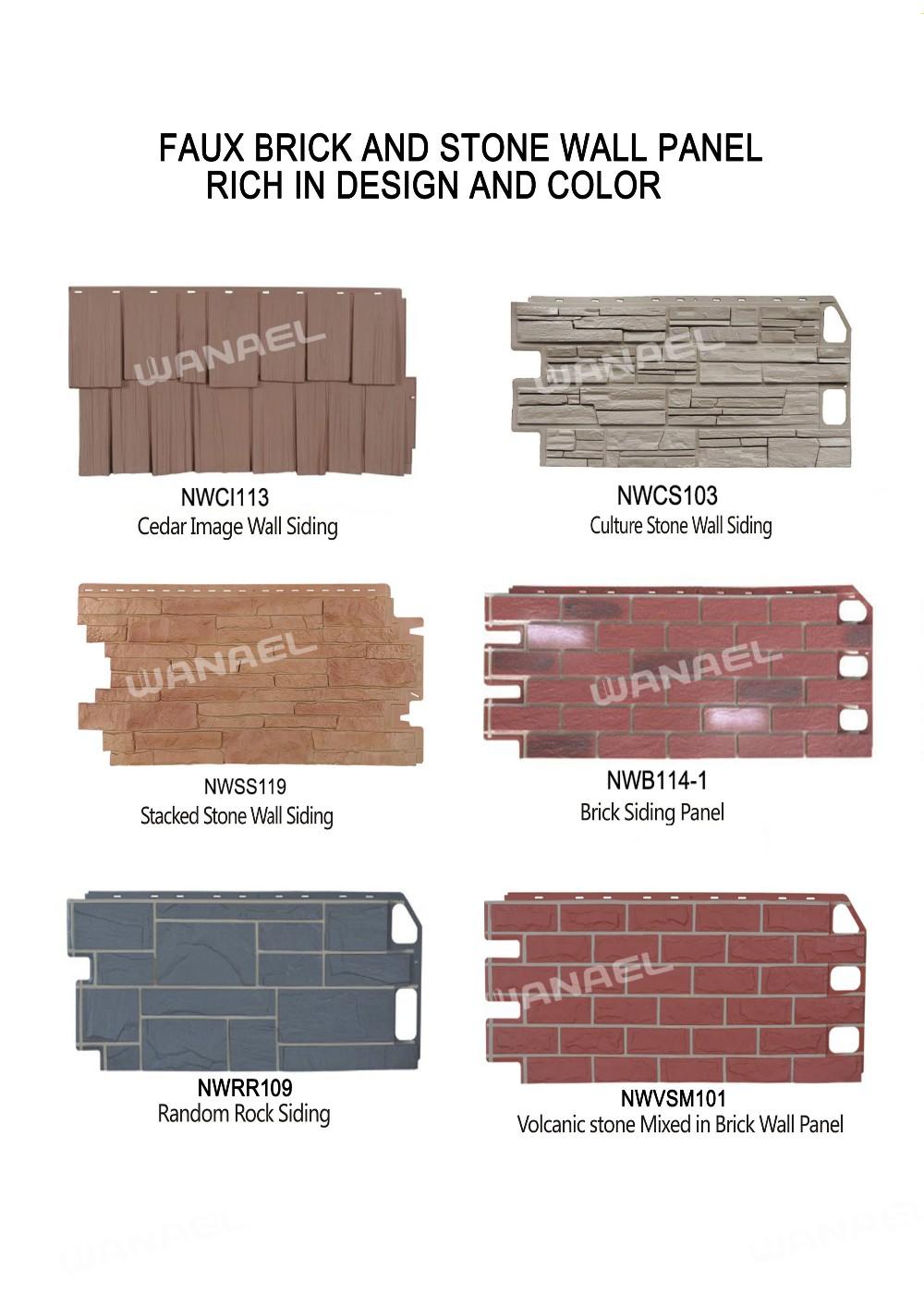 Professional Exterior Brick Veneer Artificial Stone White Brick ...
