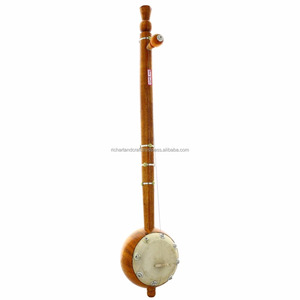 Ektara Single String Indian Folk Musical Instrument, 21 Inches