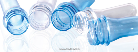 PET 28mm 30mm 5 gallons 4 gallons Water Bottle Pharma Preform-Duy Tan Plastics in Vietnam