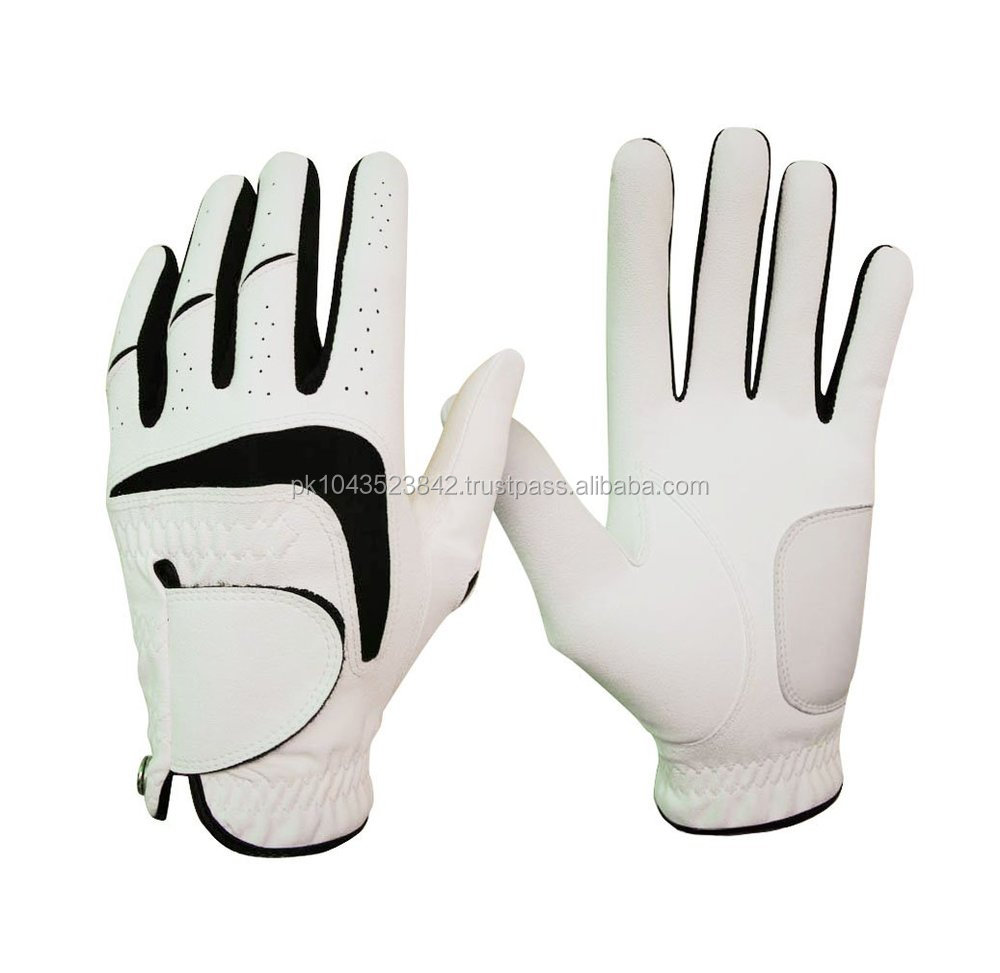 Black leather golf gloves - Black Cabretta Leather Golf Gloves Black Cabretta Leather Golf Gloves Suppliers And Manufacturers At Alibaba Com