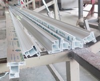 upvc profile for doors and windows from well-known supplier