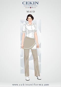 Popular design uniform for housekeeping maid and houseman for hotel popular design uniform for housekeeping maid and houseman for hotel salon uniforms and workwear publicscrutiny Choice Image