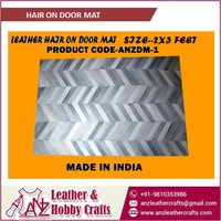 High Quality Best Brand Selling Hair on Door Mat at Low Rate