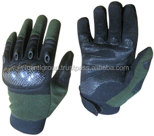 Tactical Army hard knuckle gloves quality paintball goods , paintball gloves supplier oem factory IM-1994