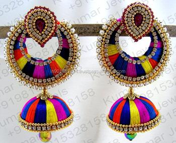 Big fashion earrings for cheap 4