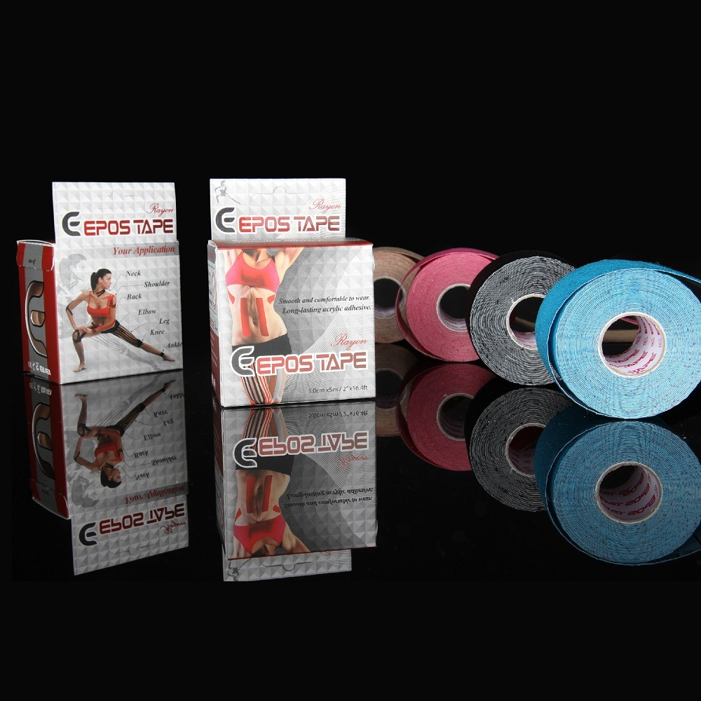 EPOS TAPE, Synthetic Kinesiology Tape, Made in Korea