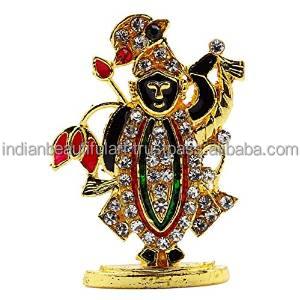 Lord Krishna Table Decor Car Dashboard