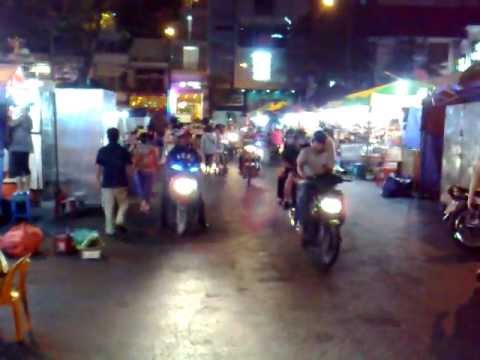 Nightlife in Saigon - Ho Chi Minh City