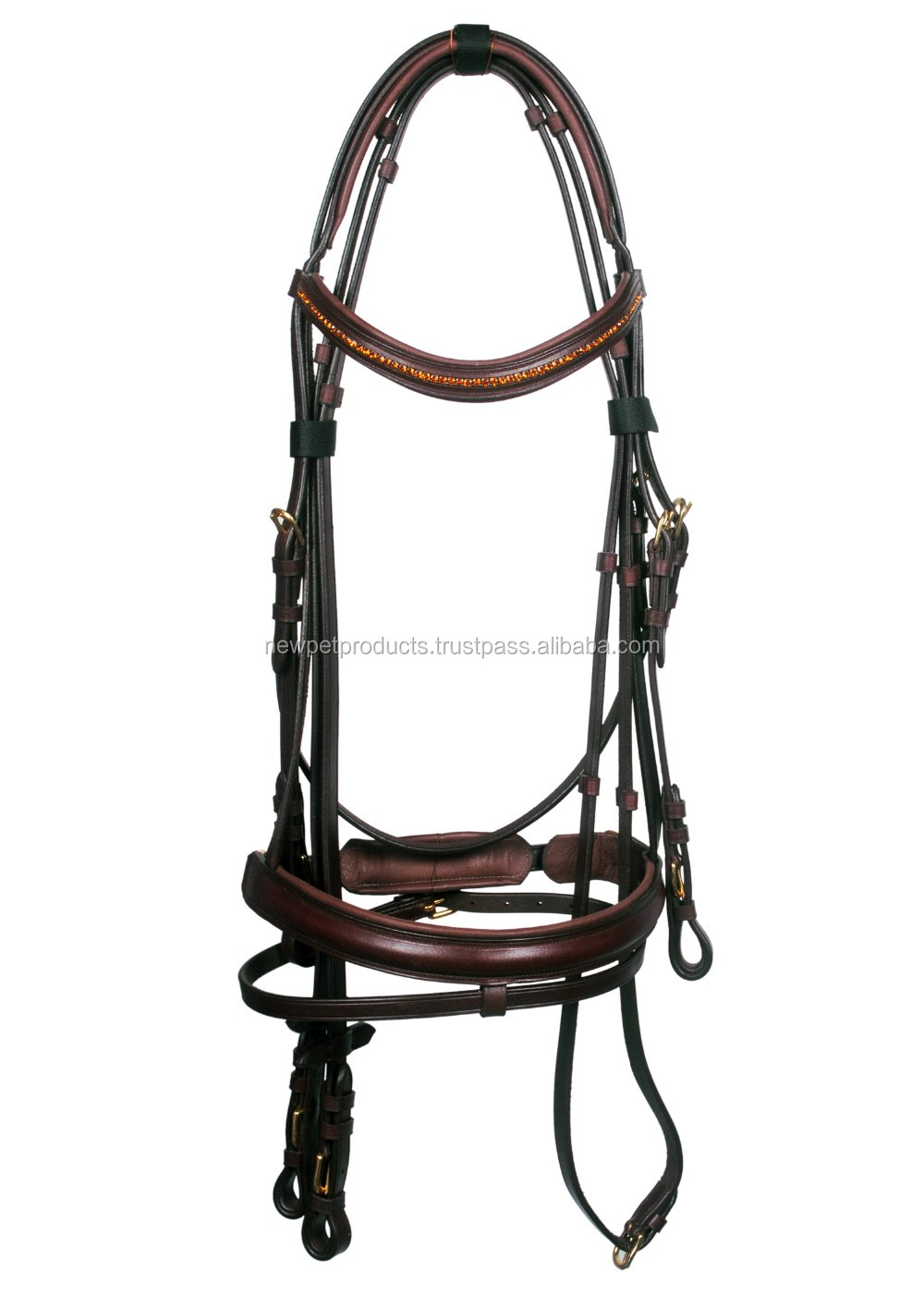 rocking horse bridle