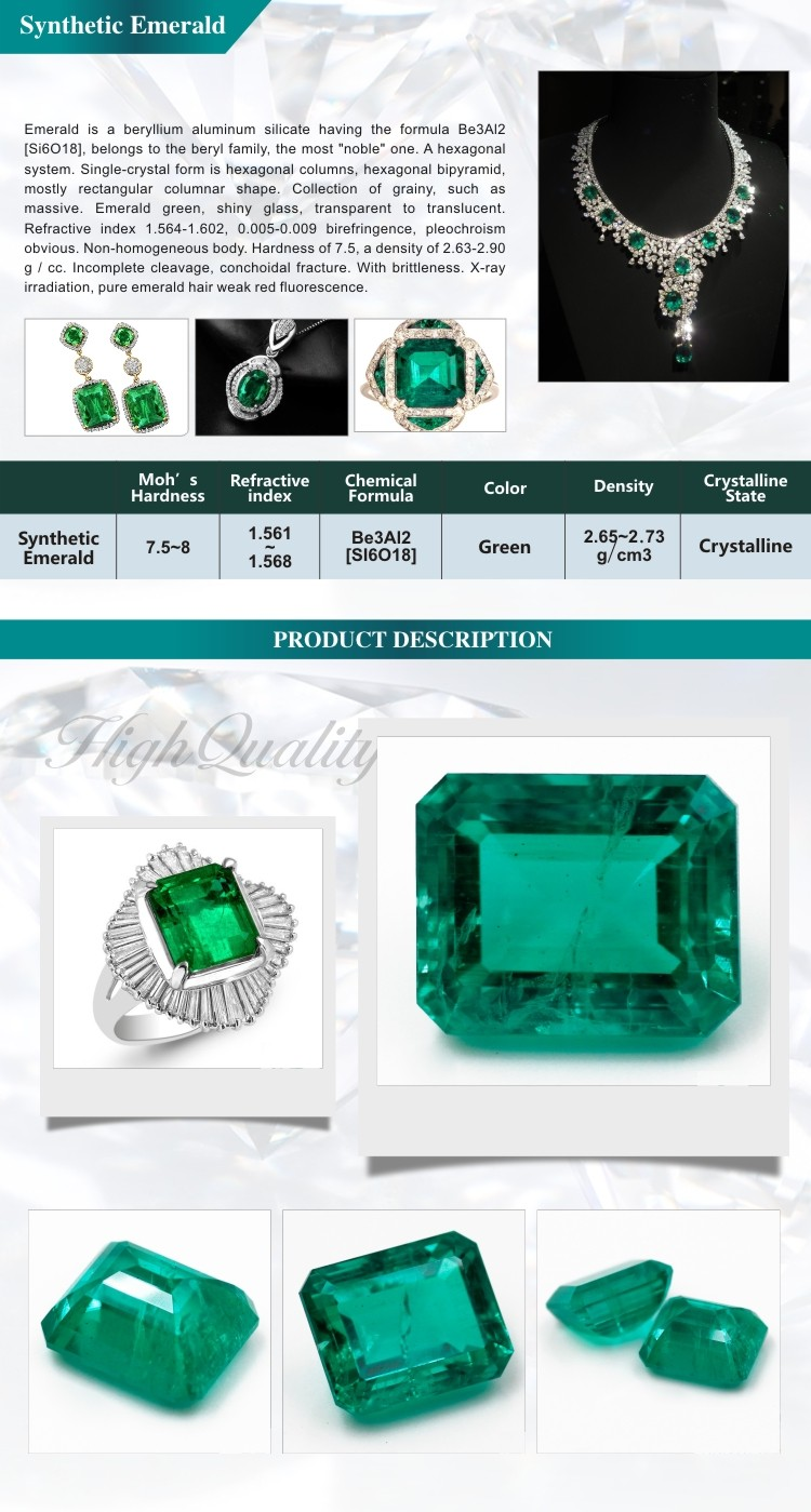 natural low emerald created carat lab detail price per gemstones with product stone russian quality top