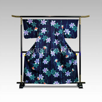 f20765758 Japanese Beautiful Finished Kimono Hanger for Kimono Display NW101-kmnd Made  In Japan Product
