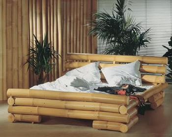 Customized Nice Durable Bamboo Cane Furniture Made From