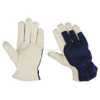 leather work gloves for youth
