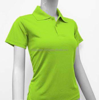 Ladies Polo T Shirt 698cbe3da