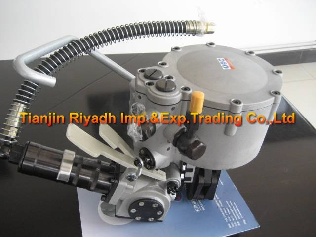 Pneumatic Combination Steel Strapping Machine PS-32B for 32mm steel strap