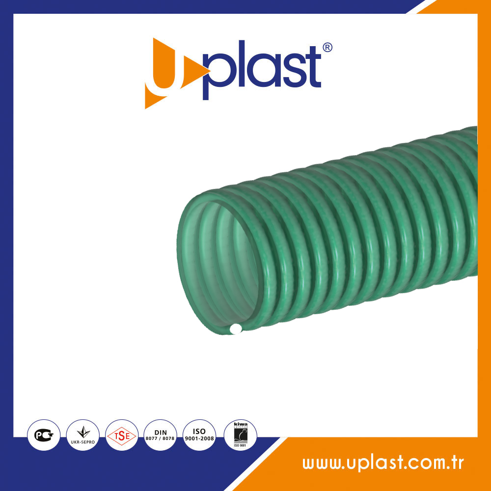 MEDIUM DUTY SUCTION & DISCHARGE HOSES
