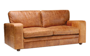 Rustic Leather Sofa, Rustic Leather Sofa Suppliers and Manufacturers ...