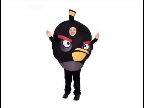 Angry Birds Costume for Kids Boys & Girls.wmv
