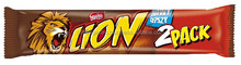 LION 60g Standard 2 pack Schokolade Bar