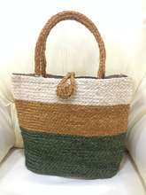 natural banana fiber womens hand bags for shopping, gifting, made from real banana fibers