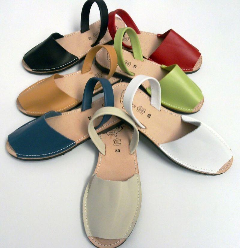 Spanish Sandals   eBay