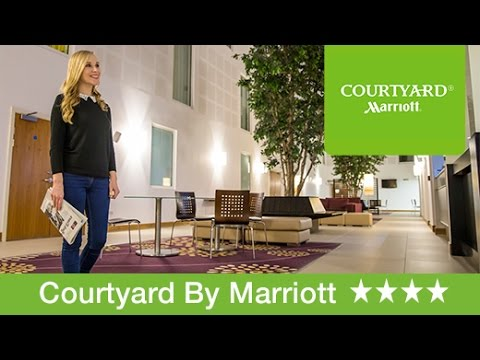 Gatwick Courtyard by Marriott Hotel Review | Holiday Extras