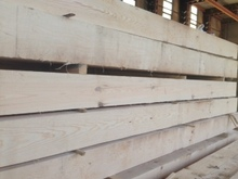 Spruce softwood (white wood), large sizes 300x300, 250x250. Different lengths.