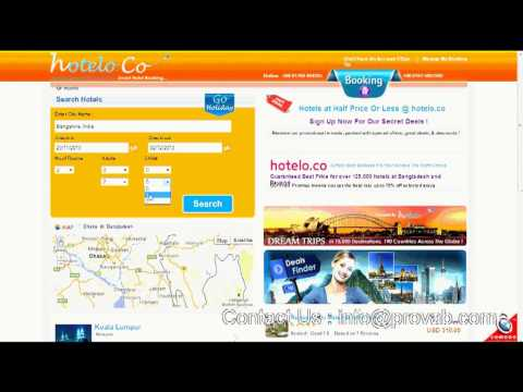 How to develop Hotel Room Reservation System | Hotel Reservation Software