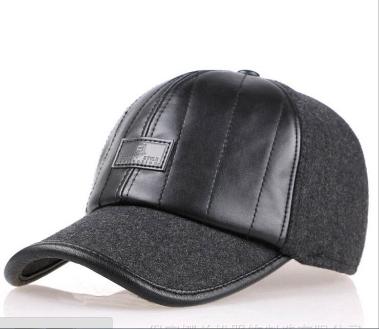 33adb1d07d5c leather cap - Leather Baseball Cap in new design/new design leather caps
