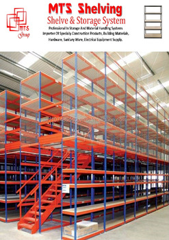 MTS Shelving ,Shelves, Rack And Industrial Storage System