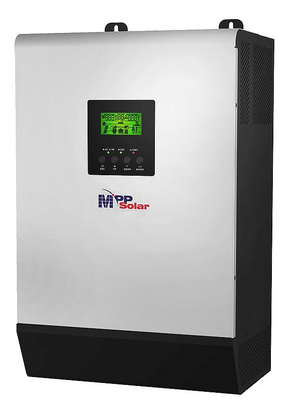 3kva 24v 2400w mppt solar inverter with 80A mppt solar charger off grid solar inverter