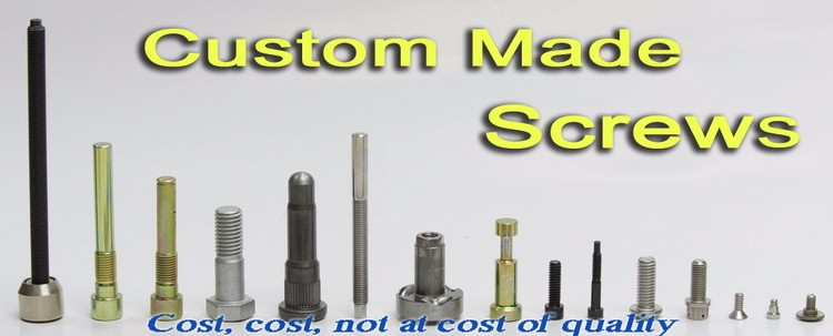 Custom Made Stainless Steel Bolt Manufacturing Price