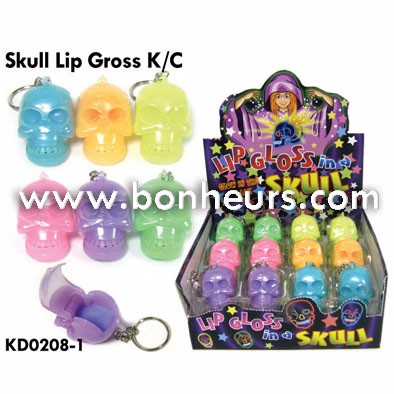 KD0208-1 SKULL LIP GROSS KC