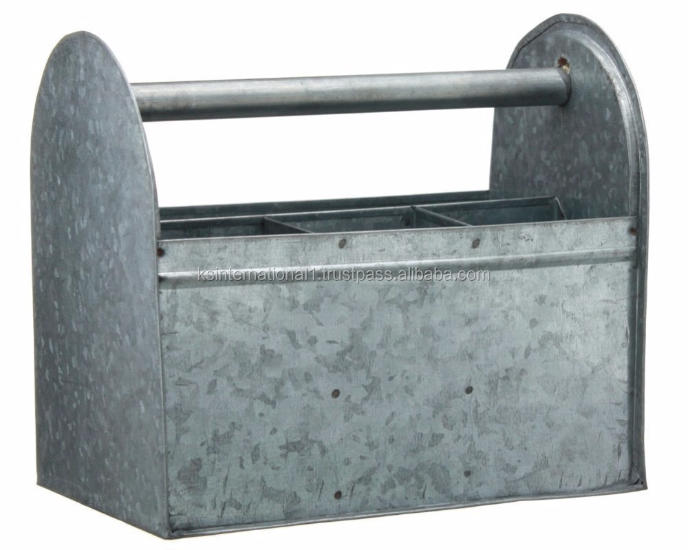 Galvanized Metal Caddy, Galvanized Metal Caddy Suppliers and ...