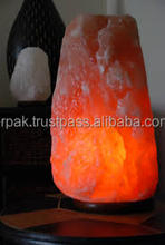 Himalayan Natural Salt Lamp 2-3 kg