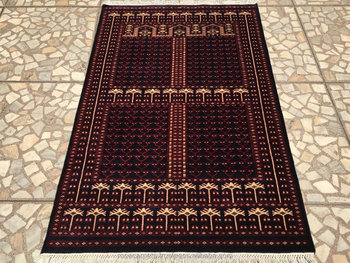 Indian Hand Knotted Purdah Design Persian Wool Carpets Rugs Available In Ready Stock