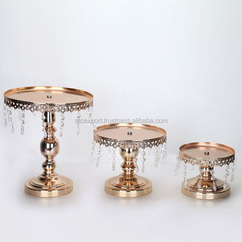 Colored Cake Stands For Sale